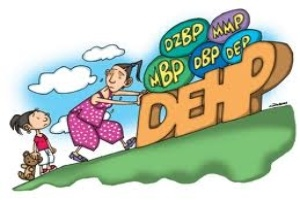 Phát hiện thêm 19 sản phẩm nhiễm DEHP