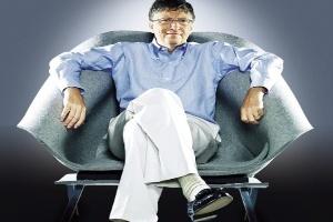 Con của Bill Gates chỉ được thừa kế 10 triệu USD