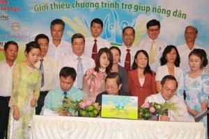 Hỗ trợ nông dân sản xuất lúa theo VietGap