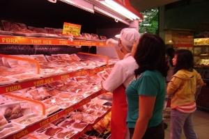 TP.Hồ Chí Minh:  Thực phẩm bước vào đợt tăng giá mới