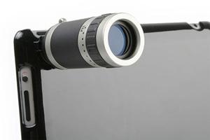 Ống kính phóng đại cho iPad 2