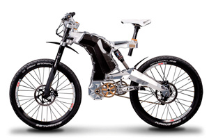 Xe đạp điện địa hình phiên bản giới hạn