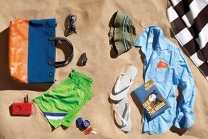 Những vật dụng đi biển mà đàn ông cần có