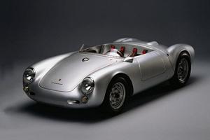Porsche 2014 mang cảm hứng 1950