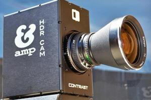 Máy quay phim HDR theo thời gian thực