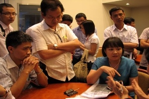 'Keangnam thu phí cao để hạn chế người ngoài vào gửi xe'
