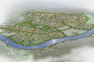 Chào bán đất nền Chánh Mỹ với giá từ 2,9 triệu đồng/m2
