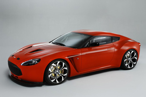 Aston Martin sẽ sản xuất 150 chiếc Zagato V12