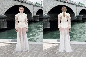 Givenchy - BST Couture Thu Đông 2011