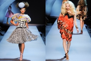 Christian Dior - BST Couture Thu Đông 2011