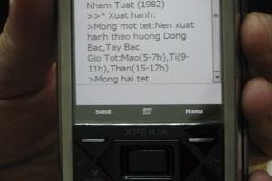 Hà Nội xử lý doanh nghiệp phát tán tin nhắn lô đề