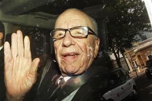 Sóng gió bủa vây trùm truyền thông Murdoch