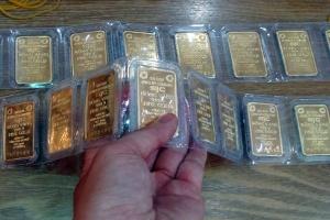 Giá vàng bật lên kỷ lục mới 39,54 triệu đồng