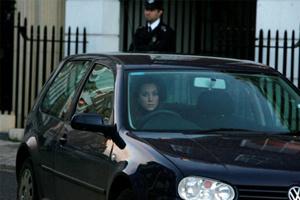 Đấu giá xe của Kate Middleton trên Ebay