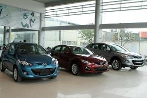 Mazda tái lắp ráp tại Việt Nam