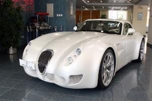 Wiesmann GT MF 5 tại Dubai