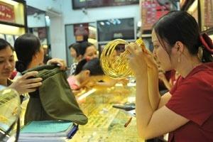 Bật lên 39,5 triệu đồng/lượng, vàng tăng giá tuần thứ ba liên tục