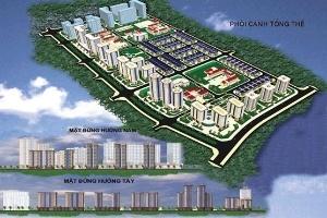 UDIC: Đầu tư Khu đô thị mới Hoàng Văn Thụ quy mô 1.655 tỷ đồng
