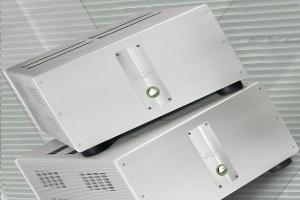 Krell giới thiệu 2 mẫu âm-li e series