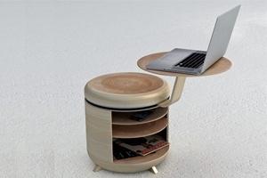 Tủ chứa đồ sáng tạo Tandem