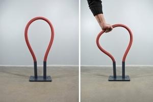 Bendable - Khóa xe công cộng có thể bẻ cong