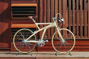 Xe đạp gỗ của Ricor