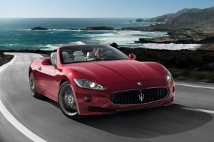 Xe thể thao Maserati GranCabrio