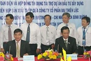 VietinBank tài trợ dự án thép Đại Thiên Lộc 250 tỷ đồng