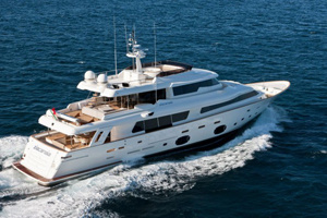 Siêu du thuyền Navetta 33 Crescendo Ziacanaia