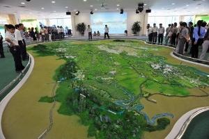 Từ 1/8 người dân được xem quy hoạch Hà Nội