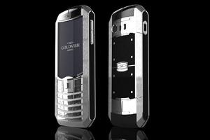 Goldvish sản xuất điện thoại xa xỉ 2 sim