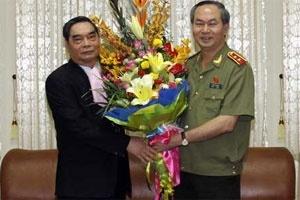 Đại tướng Lê Hồng Anh giữ cương vị Thường trực Ban Bí thư