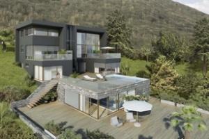 Ngôi nhà đắt nhất thế giới trị giá 12,2 tỉ USD