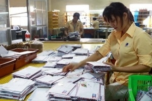 VN Post được quản lý mạng bưu chính công cộng