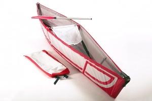 Xuồng cá nhân bỏ túi cho người mê du lịch sông nước