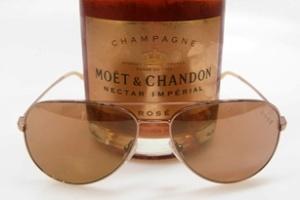 Moët & Chandon ra mắt kính Rosé phiên bản giới hạn