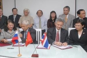 Ký hợp đồng thiết kế Nhà máy Lọc hóa dầu Bình Định
