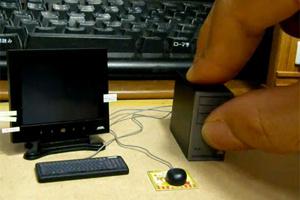 Bộ PC nhỏ bằng ngón tay