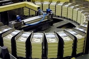 """""""Các máy in tiền tại Mỹ hoạt động hết công suất"""""""