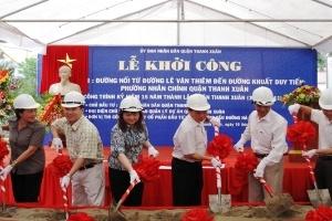 Thanh Xuân: Đầu tư 32 tỷ đồng cho 4 công trình lớn
