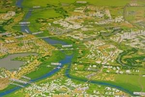 Cải tạo và xây dựng mới 50 cây cầu trên địa bàn Hà Nội