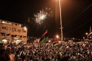 Quân nổi dậy tuyên bố giành chiến thắng ở Tripoli