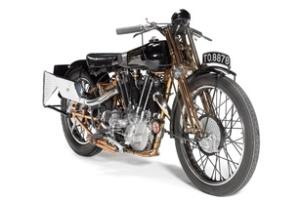 Đấu giá chiếc mô tô nhanh nhất những năm 1920