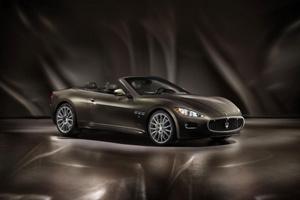 Maserati chế tạo xe thời trang GranCabrio Fendi