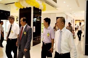 Khai trương trung tâm thương mại lớn nhất Hà Nội