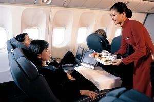 Vietnam Airlines giảm 46% giá vé khứ hồi nhân hội chợ ITE