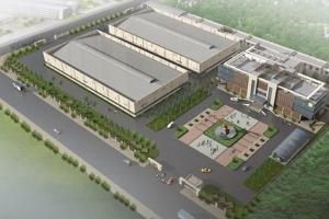 Khởi công khu công nghiệp DNN - Tân Phú