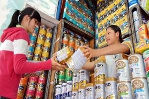 Sữa bất ngờ tăng giá 4-15%