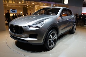Maserati Kubang: khi chất cơ bắp Hoa Kỳ và lịch lãm Ý giao thoa