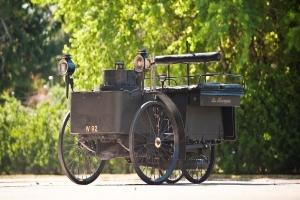 Đấu giá La Marquise - xe chạy bằng hơi nước cổ nhất